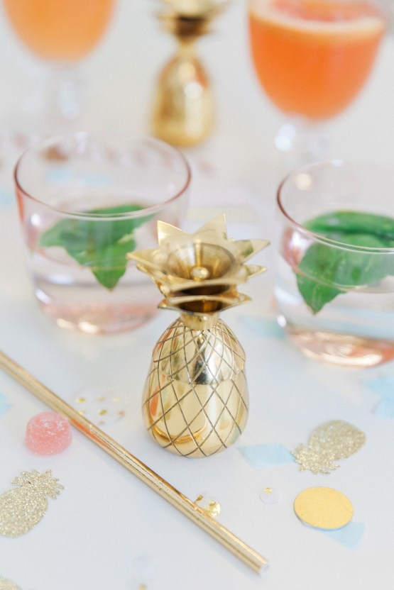 Colorful Bridal Bash with Oodles of Chic Tropical Treat Ideas   Maxeen Kim 44