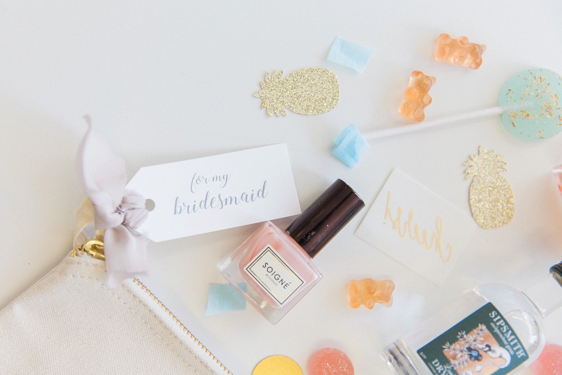 Colorful Bridal Bash with Oodles of Chic Tropical Treat Ideas | Maxeen Kim 61