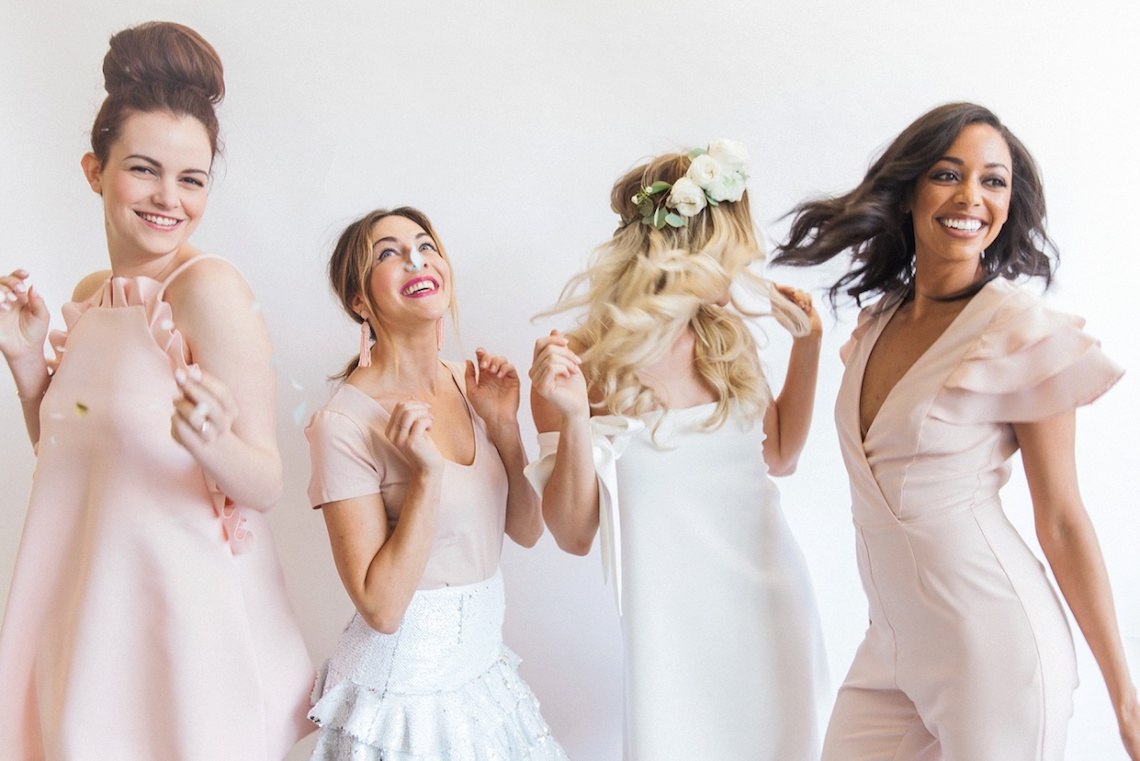 Colorful Bridal Bash with Oodles of Chic Tropical Treat Ideas   Maxeen Kim 70