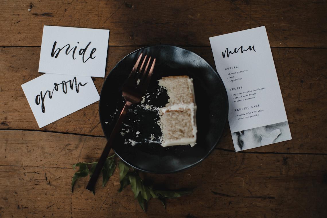 Cozy & Intimate Coffee Shop Elopement Inspiration | Grace Niu Avila 17