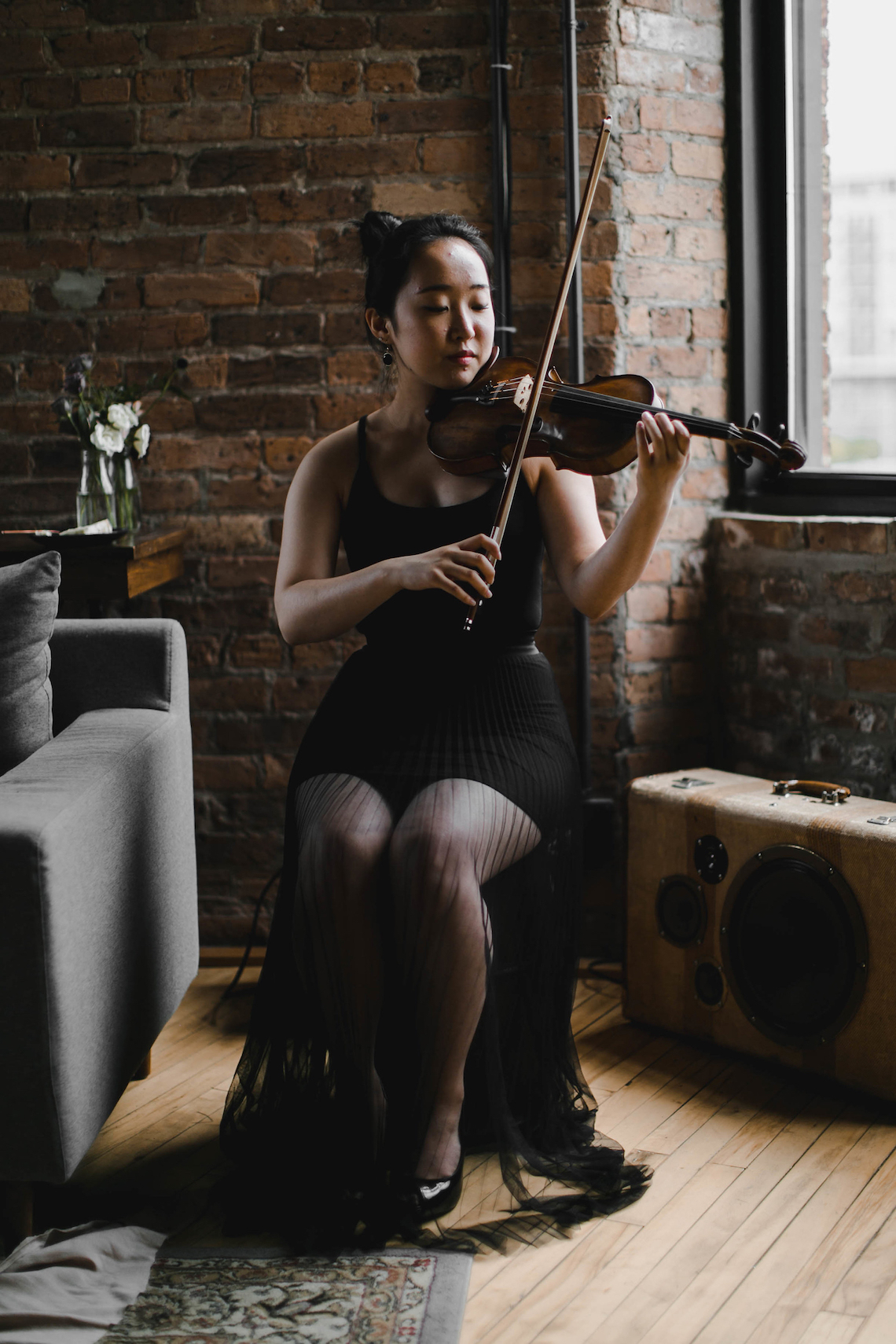 Cozy & Intimate Coffee Shop Elopement Inspiration | Grace Niu Avila 45