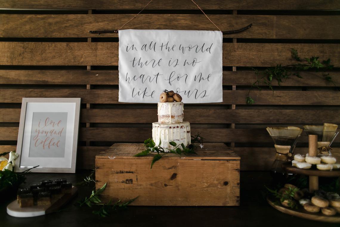 Cozy & Intimate Coffee Shop Elopement Inspiration | Grace Niu Avila 8