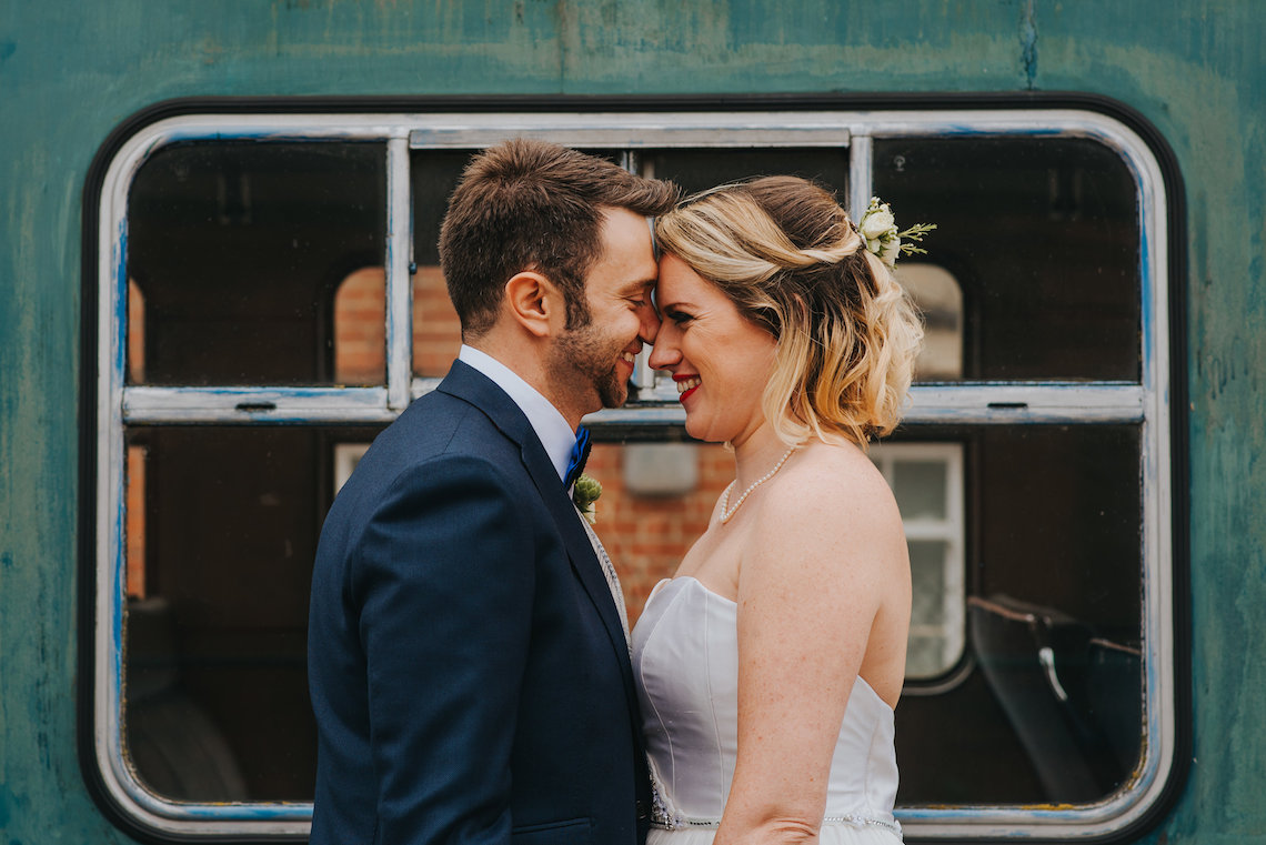 East Anglian Railway Museum Wedding | Remain in Light Photography | Bridal Musings 23