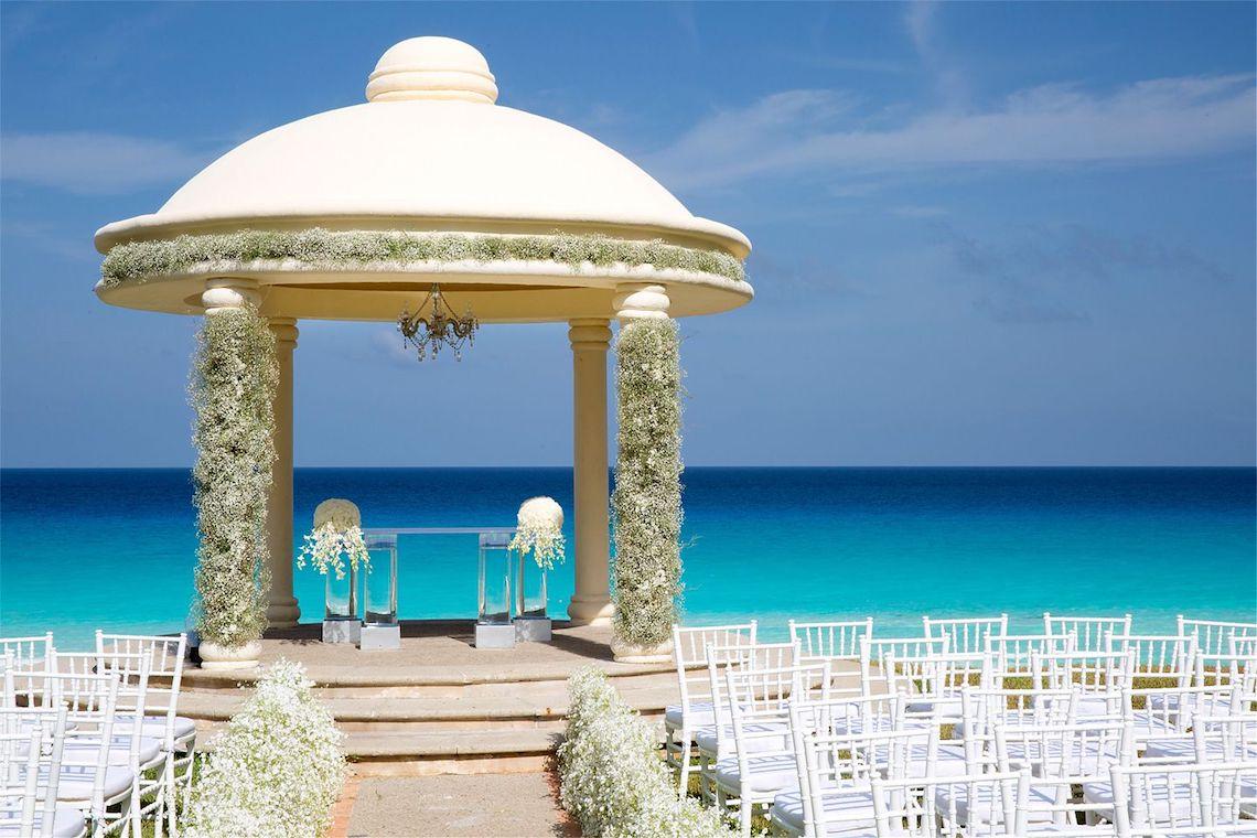 JW Marriot Cancun Resort & Spa Wedding 6