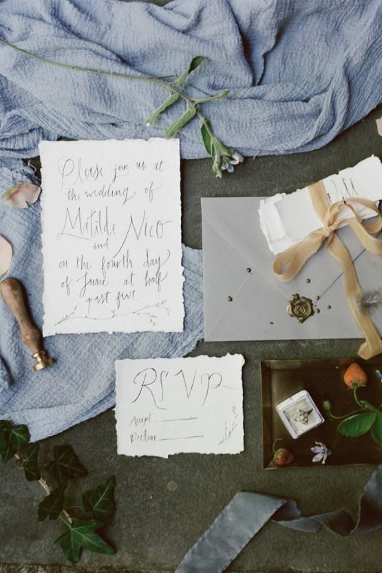 Romantic Candlelit Wedding Inspiration Full of Drama | Megan Wynn 23
