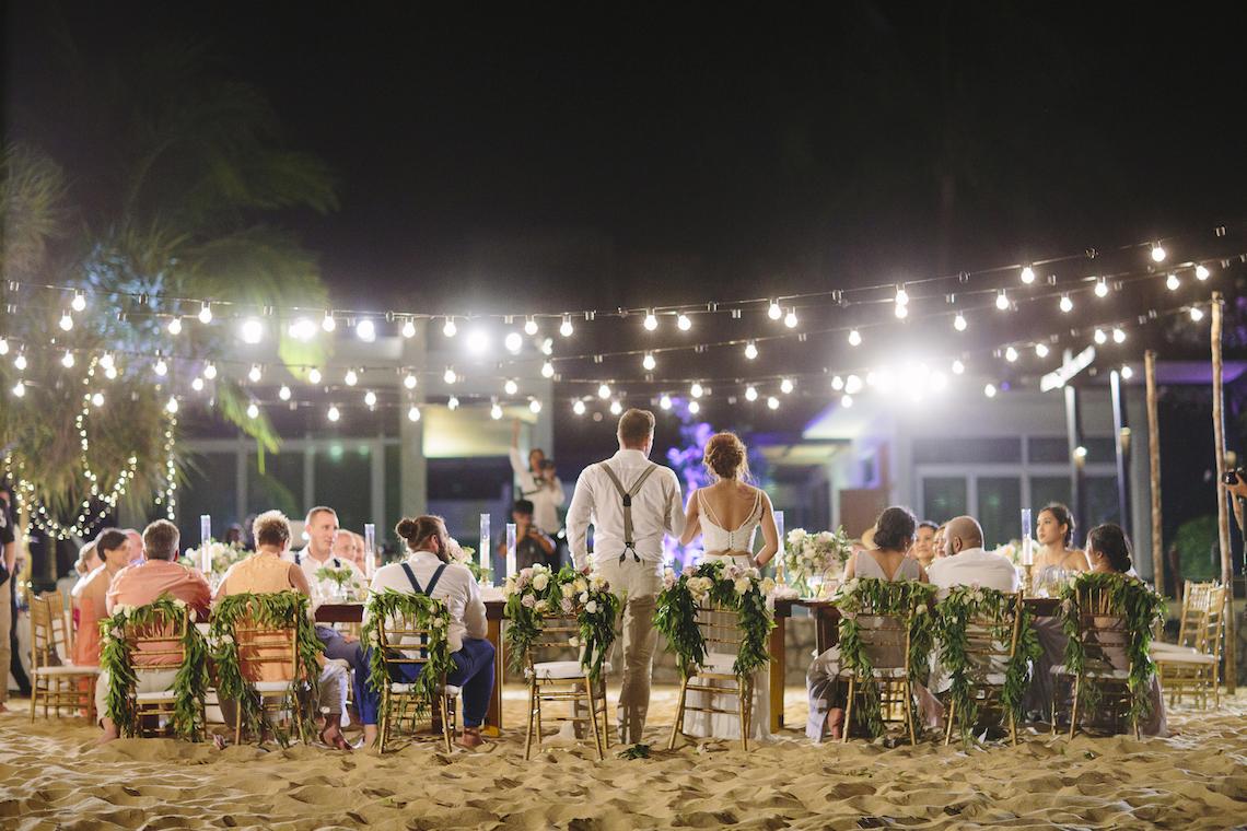 The Dreamiest Sunset Beach Wedding in Thailand | Darin Images 21