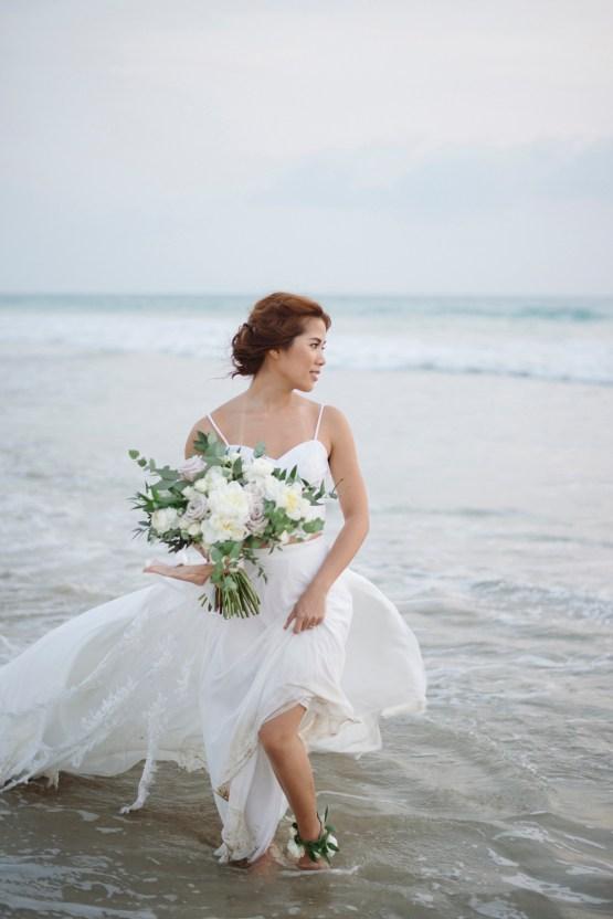 The Dreamiest Sunset Beach Wedding in Thailand | Darin Images 48