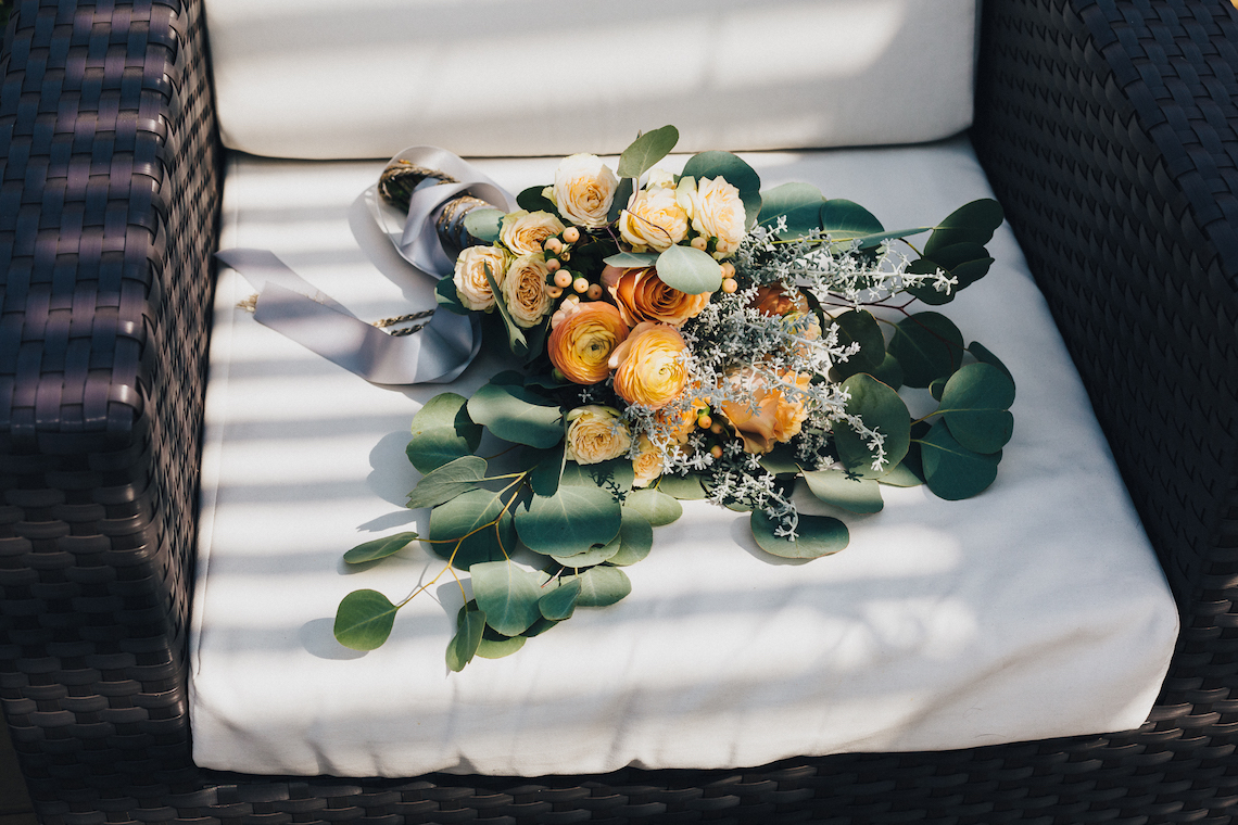 The Sweetest Autumnal Elopement Inspiration (On A Rooftop!) | Rachel Brown Kulp Photography 2