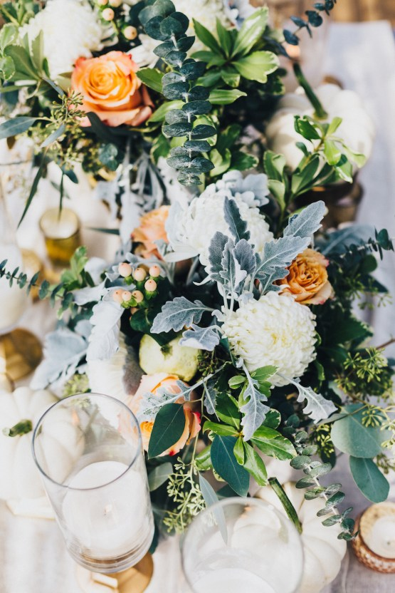 The Sweetest Autumnal Elopement Inspiration (On A Rooftop!) | Rachel Brown Kulp Photography 33