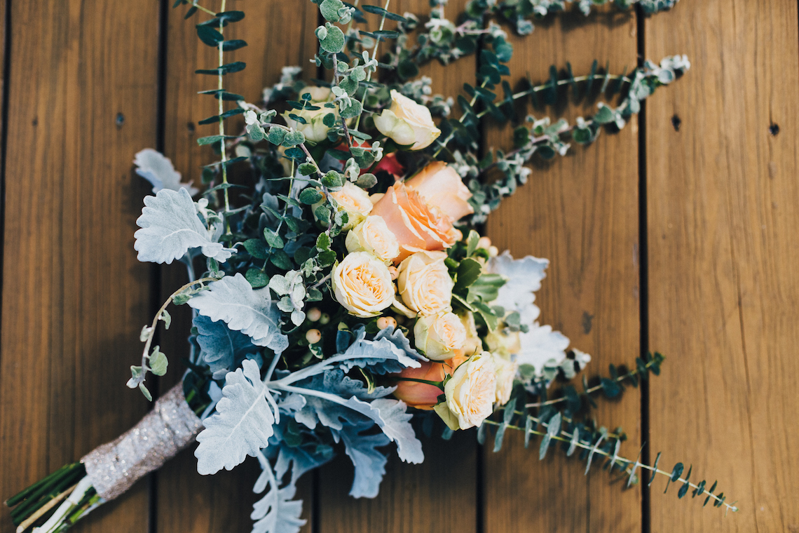 The Sweetest Autumnal Elopement Inspiration (On A Rooftop!) | Rachel Brown Kulp Photography 6