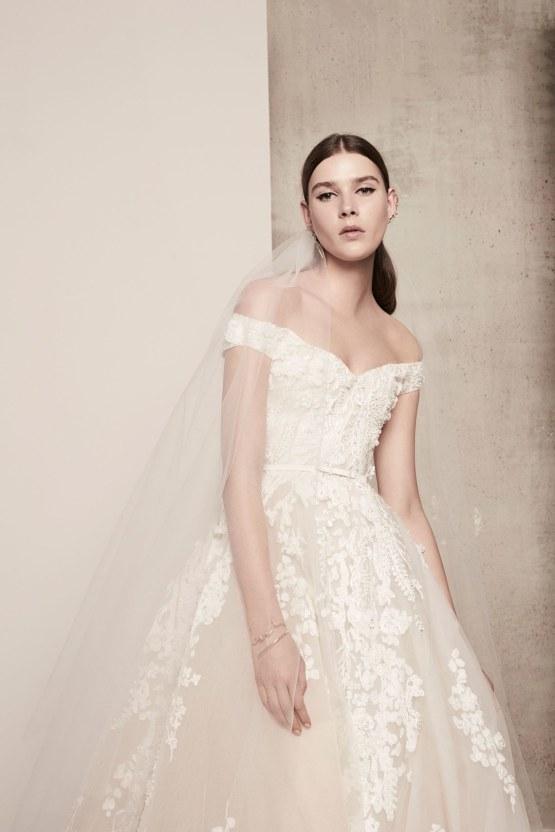 Elie Saab wedding dress 2018