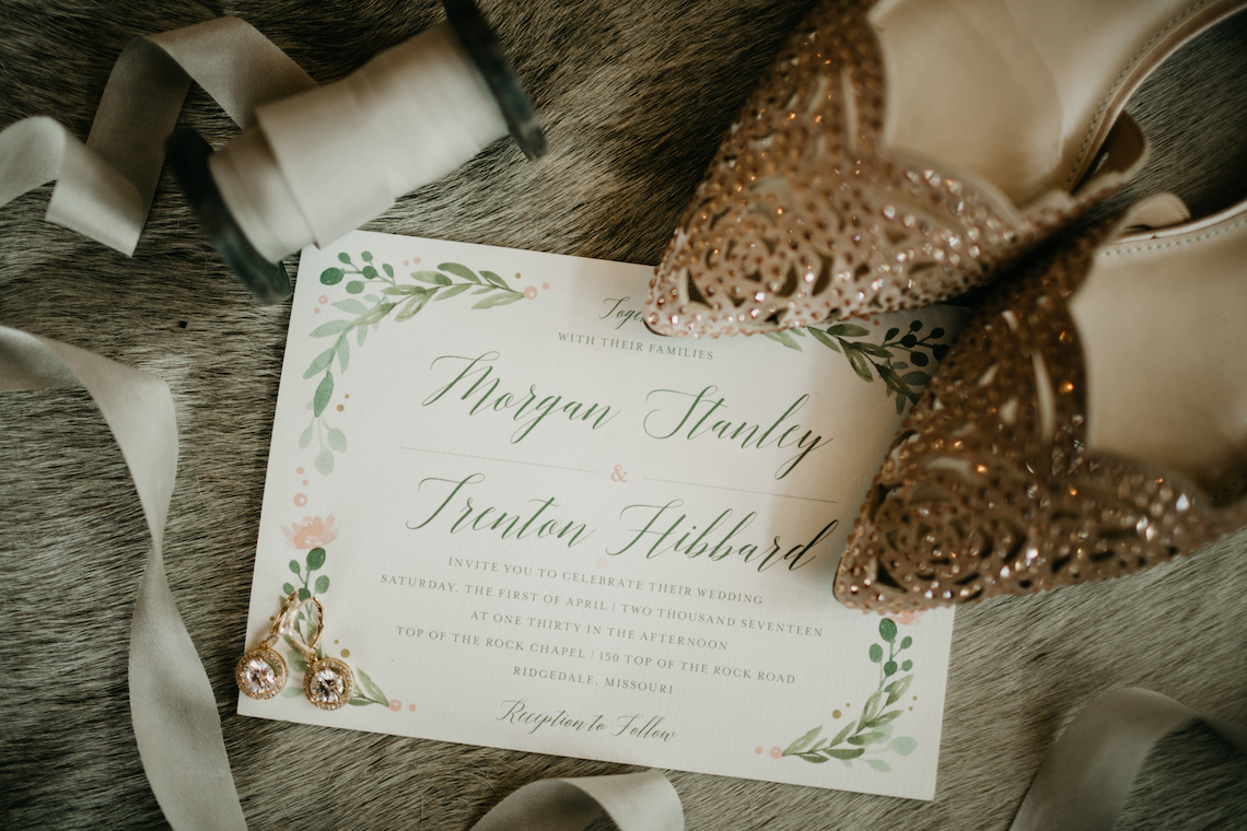 Boho Ozarks Wedding in an Magnificent Hilltop Chapel | Unveiled Radiance Photography 13