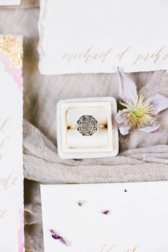 Bright & Colorful Wedding Inspiration With An Incredible Floral Dress | Rosencrown Photography 14