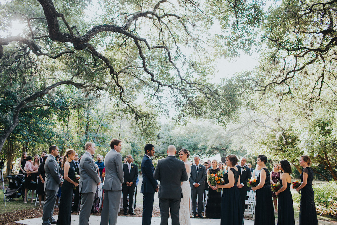 Colorful & Eclectic Americana Wedding in Texas | Amber Vickery Photography 11