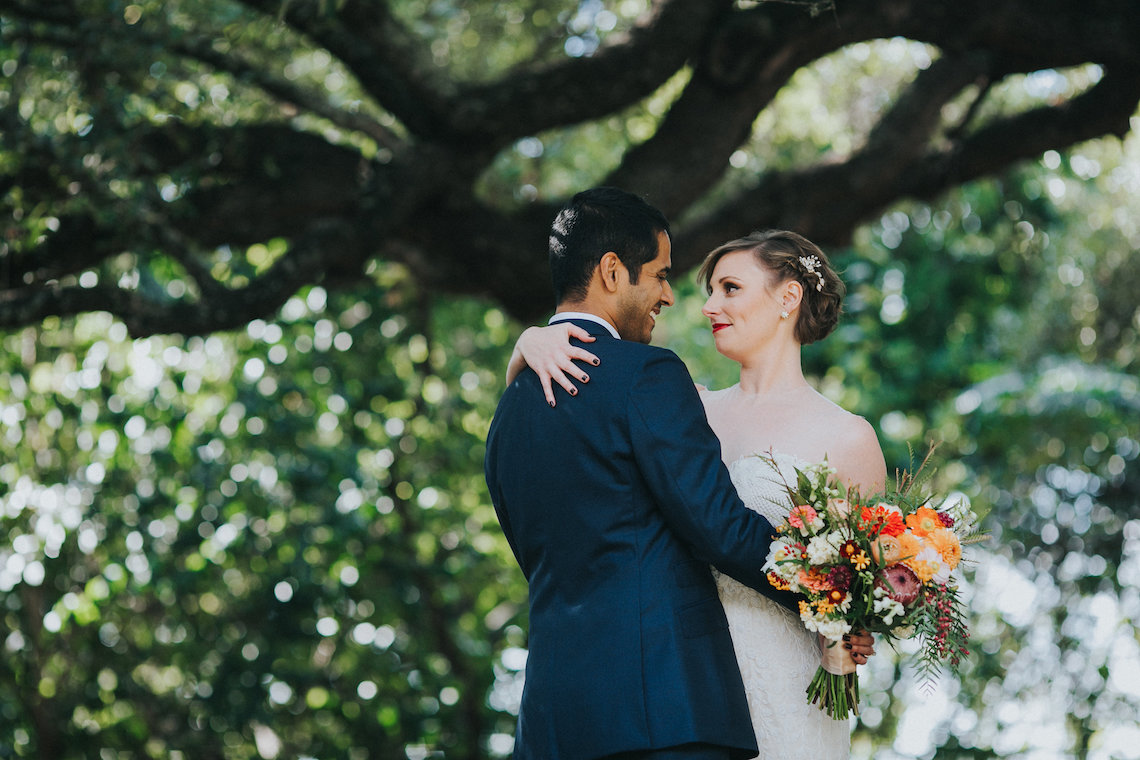 Colorful & Eclectic Americana Wedding in Texas | Amber Vickery Photography 9