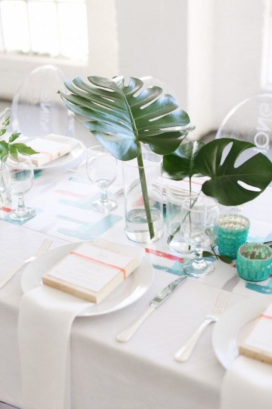 Colorful Rooftop Wedding With Geometric Modern Designs | Christian + Reinna Cruz 60