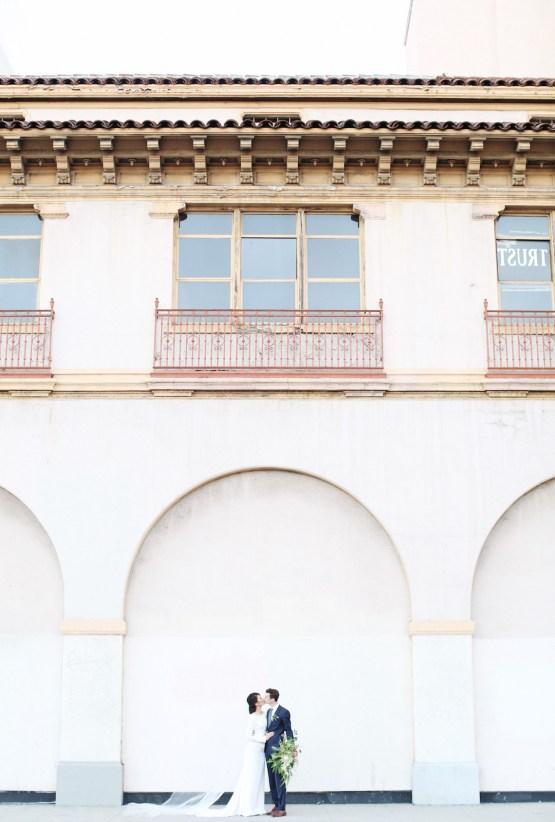 Colorful Rooftop Wedding With Geometric Modern Designs | Christian + Reinna Cruz 72