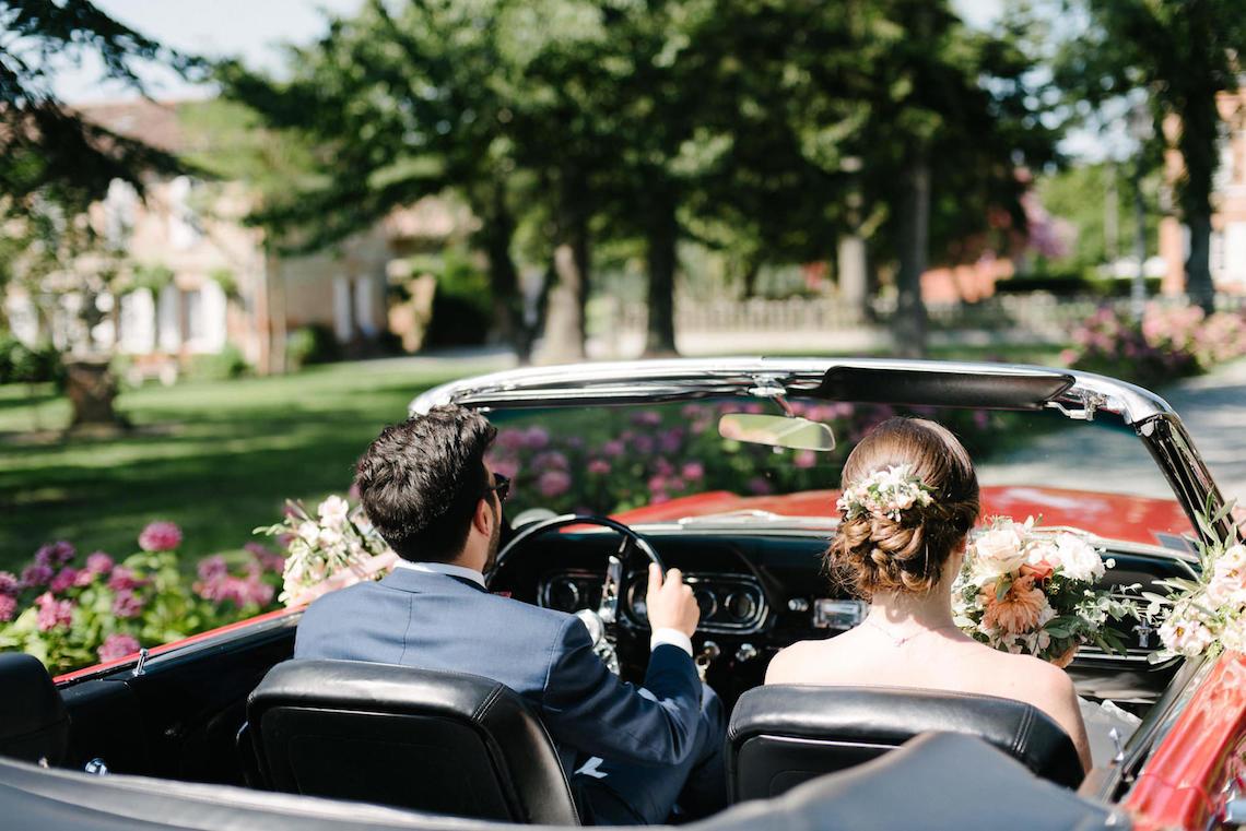 Dreamy Pink Wedding In France | Marion Heurteboust 5
