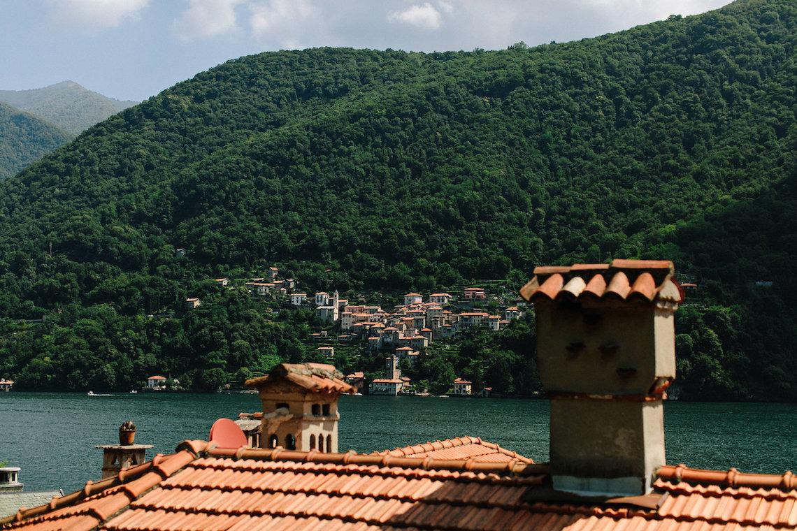 Glamorous Lakeside Italian Destination Wedding | Jeff Brummett Visuals 1