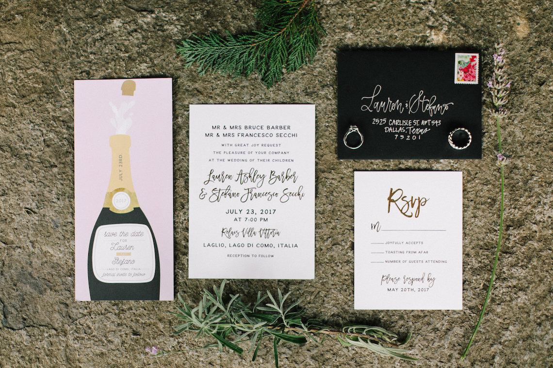 Glamorous Lakeside Italian Destination Wedding | Jeff Brummett Visuals 2