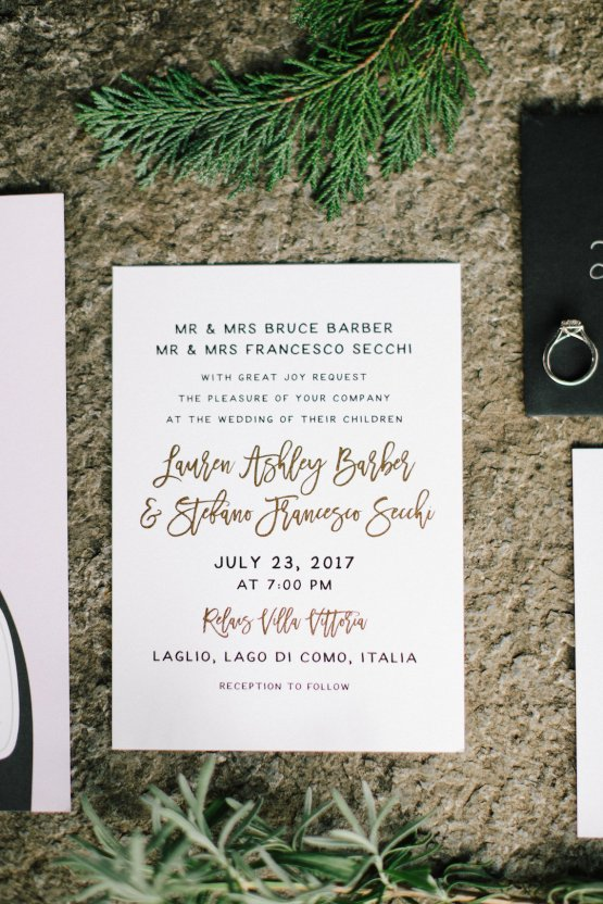 Glamorous Lakeside Italian Destination Wedding | Jeff Brummett Visuals 22