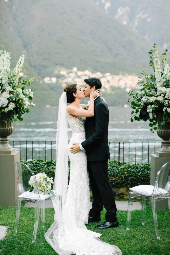 Glamorous Lakeside Italian Destination Wedding | Jeff Brummett Visuals 43