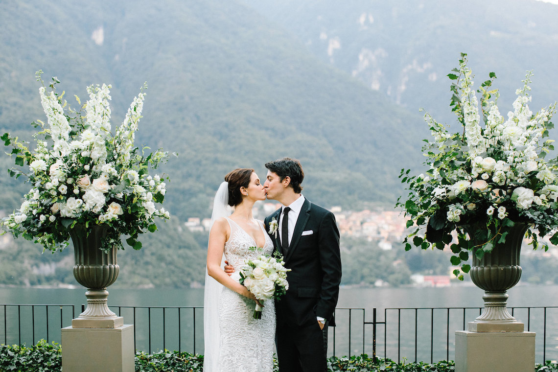 Glamorous Lakeside Italian Destination Wedding | Jeff Brummett Visuals 7