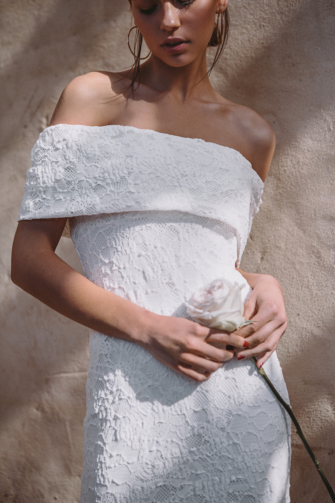 Hey Rebellious Brides, Grace Loves Lace Released A New Collection Just For You! | Hadley Gown 6