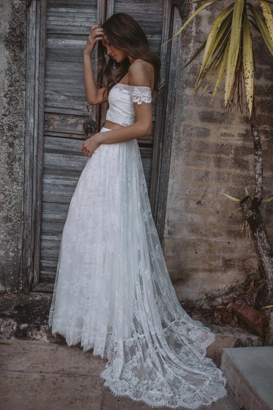 Hey Rebellious Brides, Grace Loves Lace Released A New Collection Just For You! | Perla Gown 8