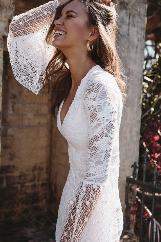 Hey Rebellious Brides, Grace Loves Lace Released A New Collection Just For You! | Piper Gown 6