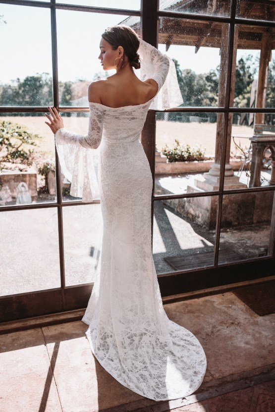 Hey Rebellious Brides, Grace Loves Lace Released A New Collection Just For You! | Sloane Gown 1