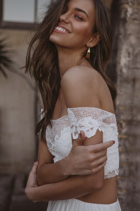 Hey Rebellious Brides, Grace Loves Lace Released A New Collection Just For You! | Valeria Gown 6