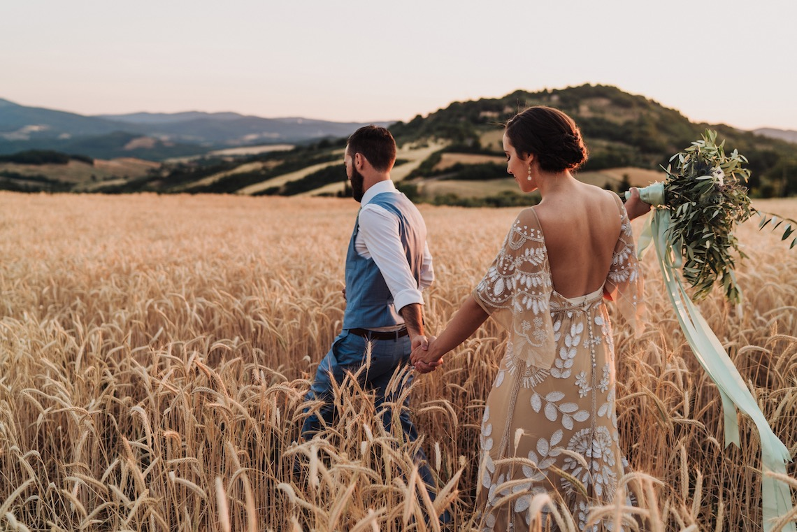 Italian Countryside Wedding with Old-World Charm | Luxia Photography 30