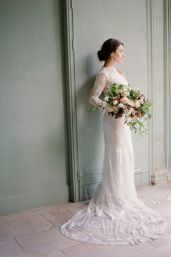 Opulent Wedding Romance In A Historic English Estate   Taylor and Porter 41
