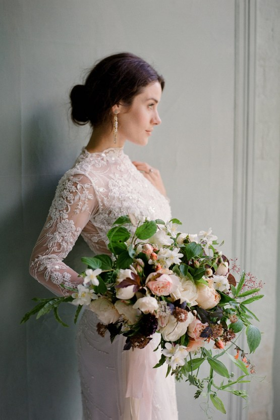 Opulent Wedding Romance In A Historic English Estate   Taylor and Porter 42