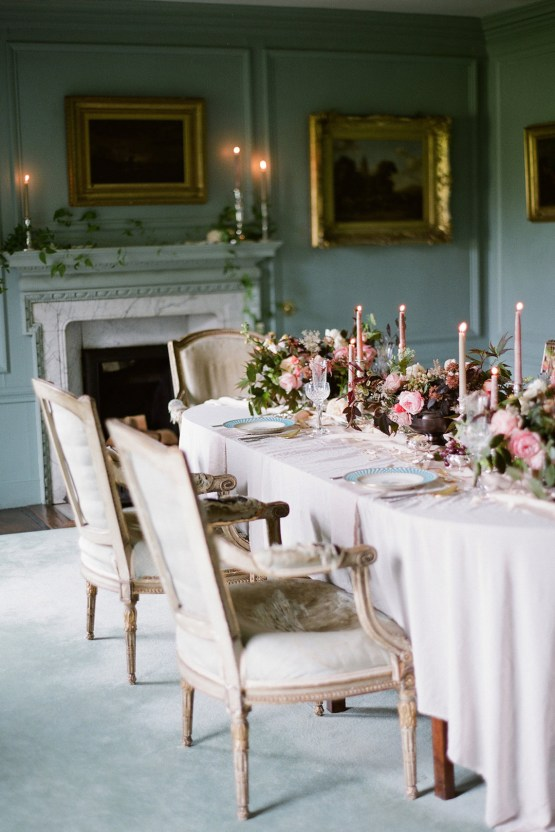 Opulent Wedding Romance In A Historic English Estate   Taylor and Porter 45