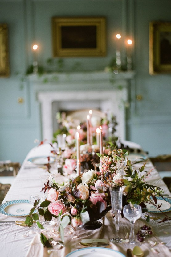 Opulent Wedding Romance In A Historic English Estate | Taylor and Porter 46