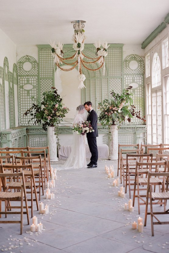 Opulent Wedding Romance In A Historic English Estate   Taylor and Porter 57