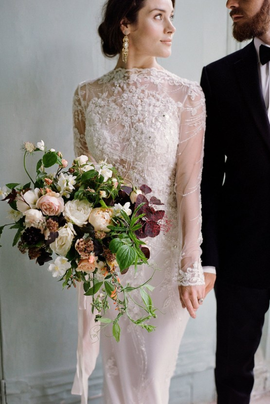 Opulent Wedding Romance In A Historic English Estate   Taylor and Porter 61