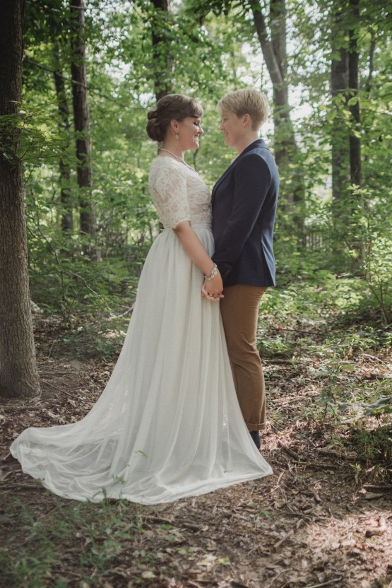 Rustic, Woodsy, Oh So Sweet Vow Renewal | Sweet Adeline Photograhy 39
