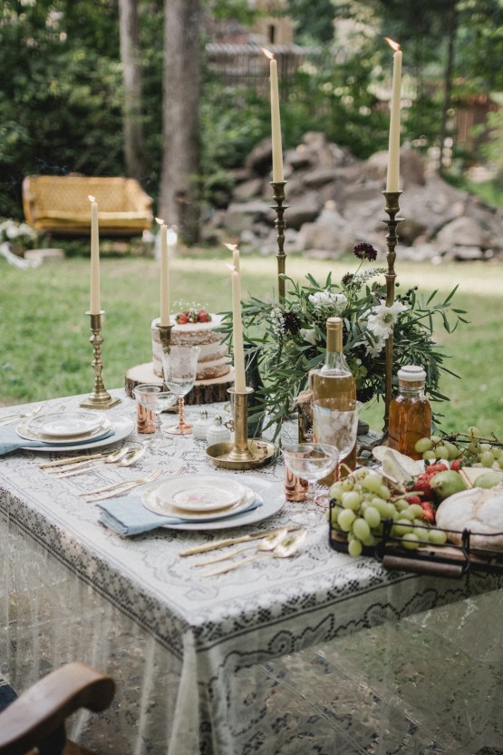Rustic, Woodsy, Oh So Sweet Vow Renewal | Sweet Adeline Photograhy 44