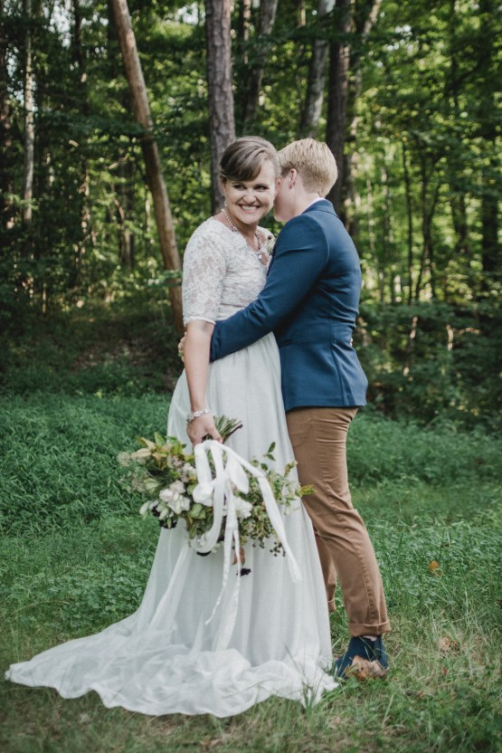 Rustic, Woodsy, Oh So Sweet Vow Renewal | Sweet Adeline Photograhy 46