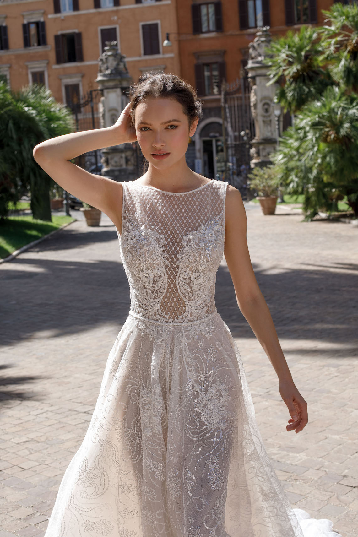 The Glamourous & Luxurious Ever After Wedding Dress Collection By Birenzweig 1