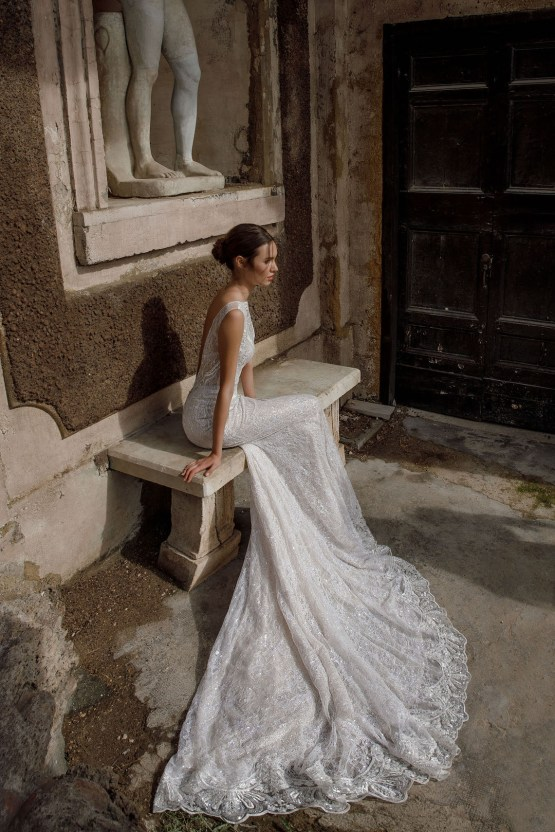 The Glamourous & Luxurious Ever After Wedding Dress Collection By Birenzweig 11
