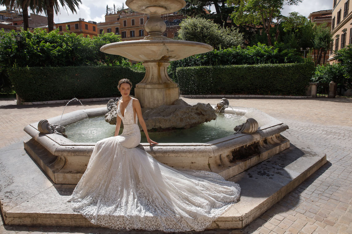 The Glamourous & Luxurious Ever After Wedding Dress Collection By Birenzweig 2