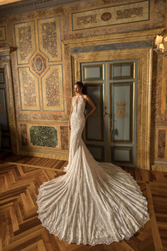 The Glamourous & Luxurious Ever After Wedding Dress Collection By Birenzweig 23