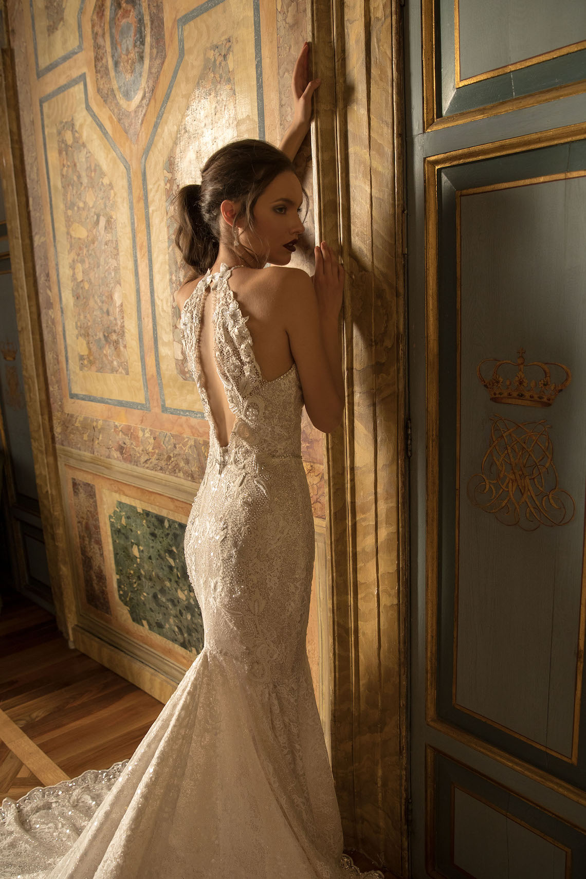 The Glamourous & Luxurious Ever After Wedding Dress Collection By Birenzweig 24