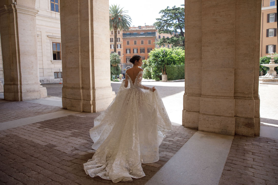 The Glamourous & Luxurious Ever After Wedding Dress Collection By Birenzweig 3