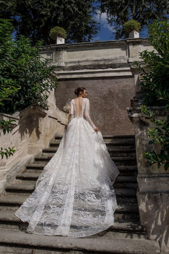 The Glamourous & Luxurious Ever After Wedding Dress Collection By Birenzweig 6