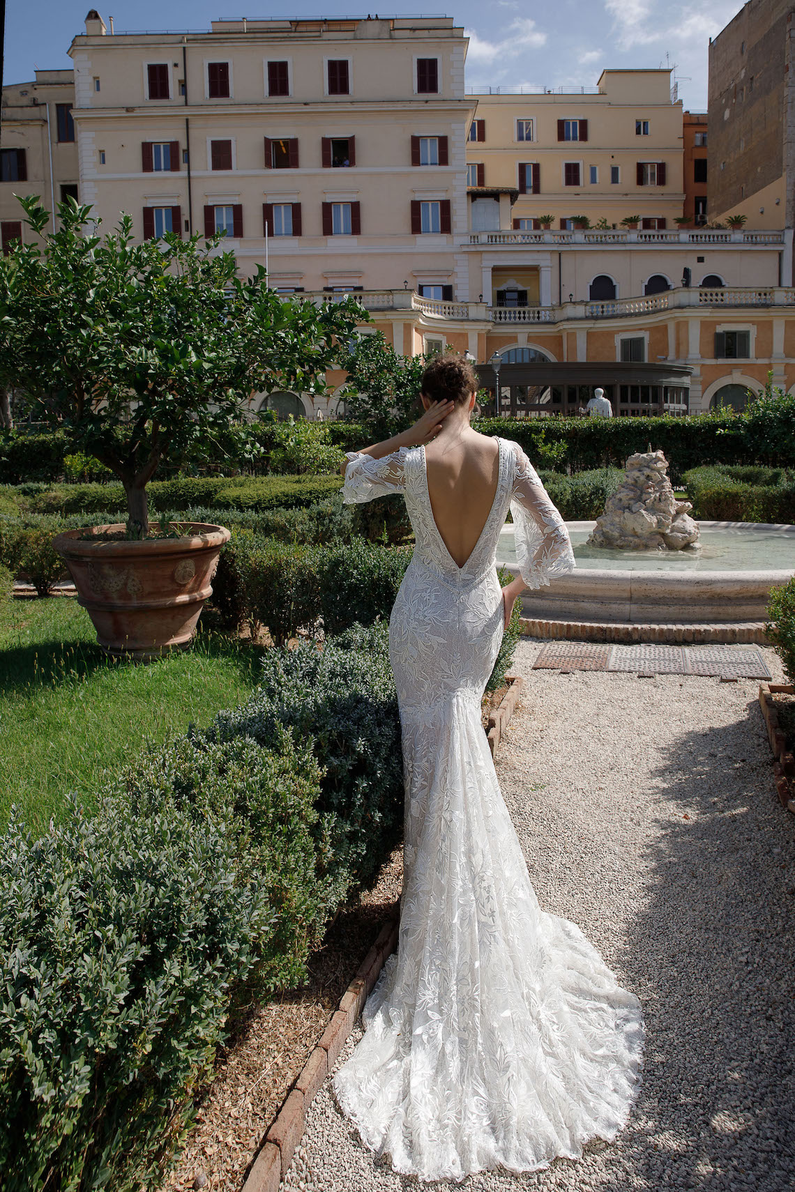 The Glamourous & Luxurious Ever After Wedding Dress Collection By Birenzweig 8